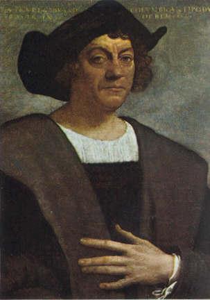 Cristóbal Colón. 12 de Octubre de 1492
